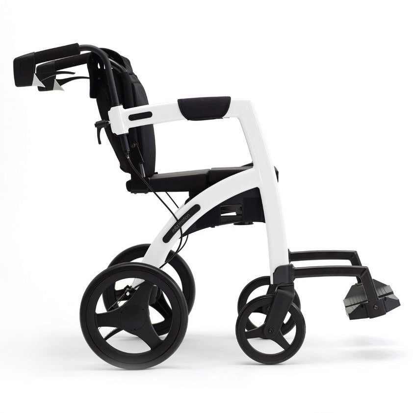 Rollz Motion 2 - Combined Rollator and Wheelchair