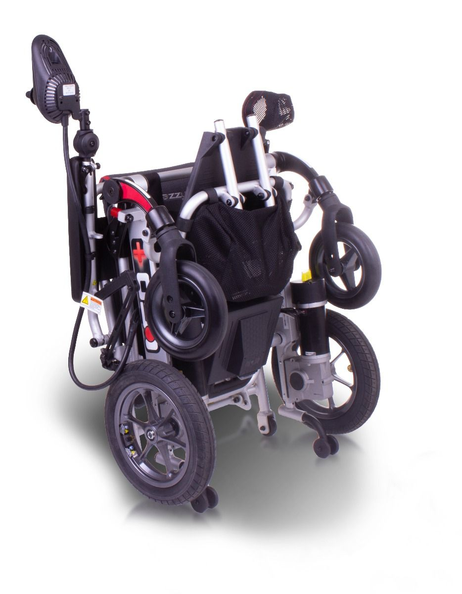 Pride I-Go Plus Second Generation Folding Powerchair