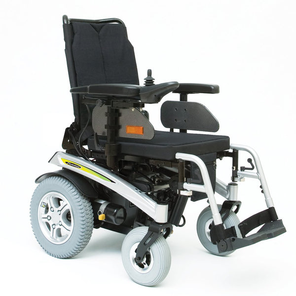 Pride Fusion Power Chair With Electric Tilt