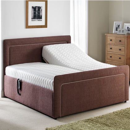 Avebury British Electric Adjustable Bed Package