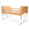 Alerta Encore Bariatric Profiling Care Bed - Oak