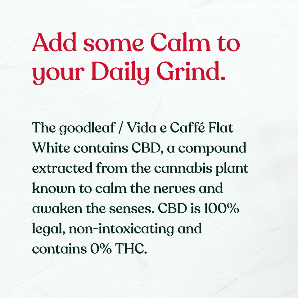 add some calm to your daily grind