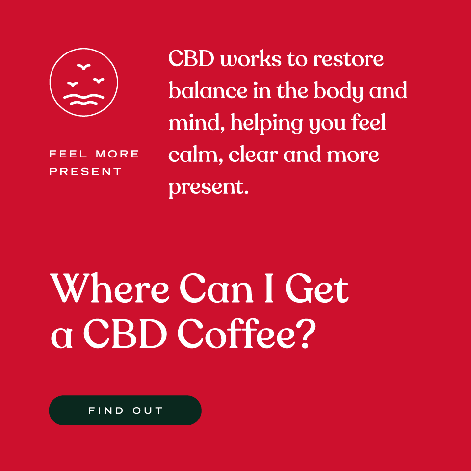 where can I get a CBD coffee?