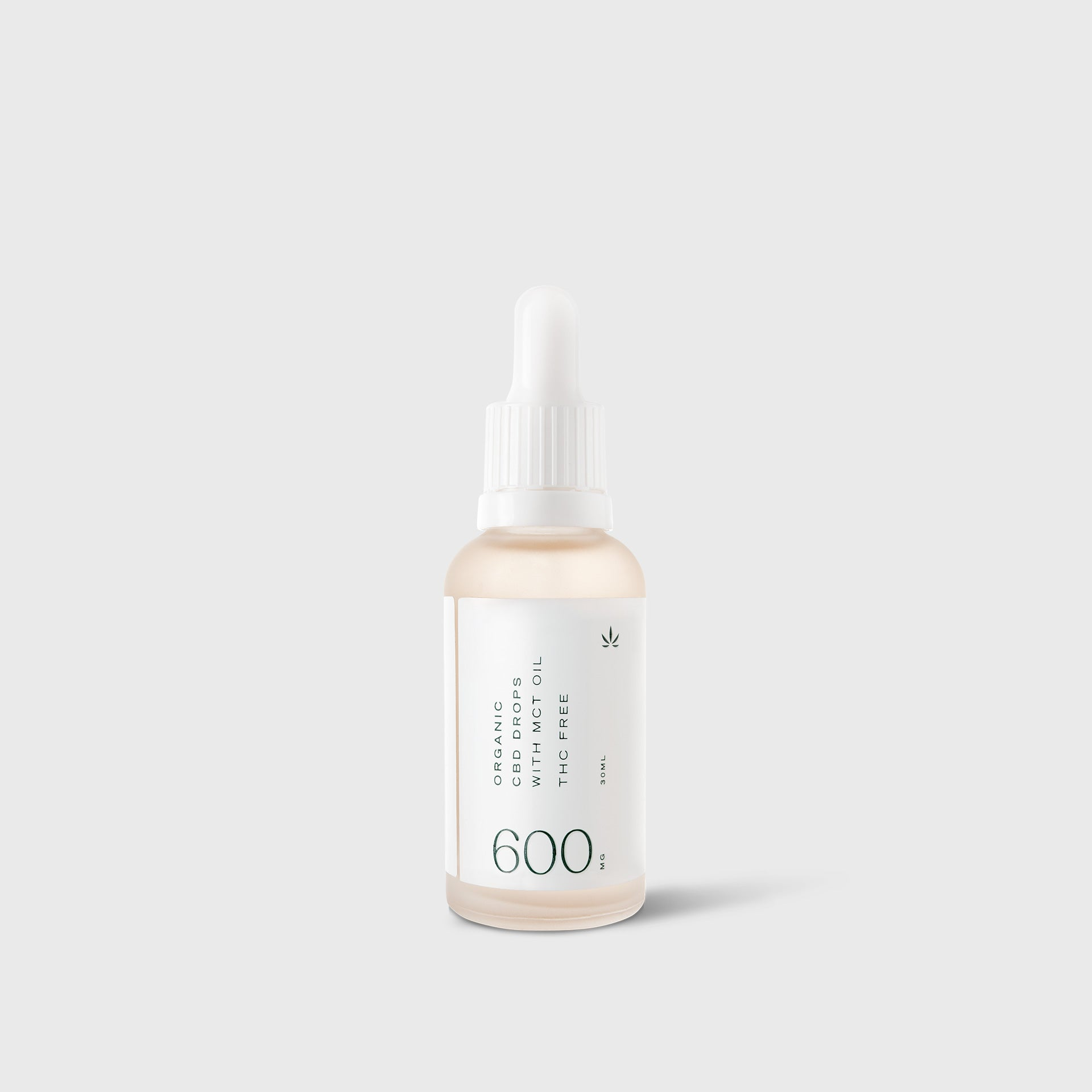 CBD Drops 600mg - 30ml