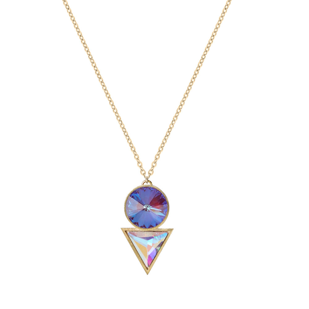 Cosmic Swarovski Pendant (Various colours available)