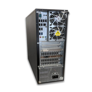 Lenovo | Thinkstation C30 | Xeon E5-2603 0 @ 1.8GHz | 32 GB DDR3 | 512GB HDD