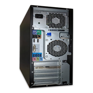 HP | Z240 Workstation | Xeon E3-1240 @ 3.50GHz | 3TB HDD | WIN10 Pro