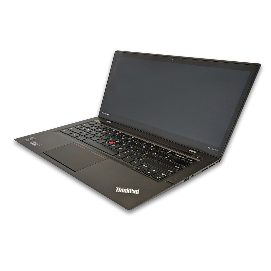 Lenovo | X1 Carbon | i7-4600U @ 2.10GHz |  8GB DDR3 | 256GB HDD | 2nd Gen Touch
