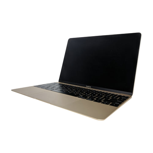 Apple | MacBook Pro A1534 | i5-7Y54 @ 1.2GHz | 16GB DDR3 | 512GB SSD | MNYG2LL/A