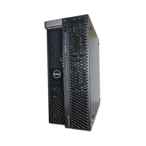 Dell | Precision 5820 | Xeon W-2133 @ 3.60GHz | 64GB DDR4 | WIN10 PRO | P5000