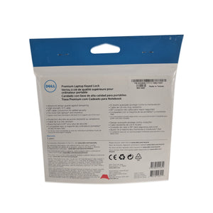 Dell | Premium Laptop Keyed Lock | NEW