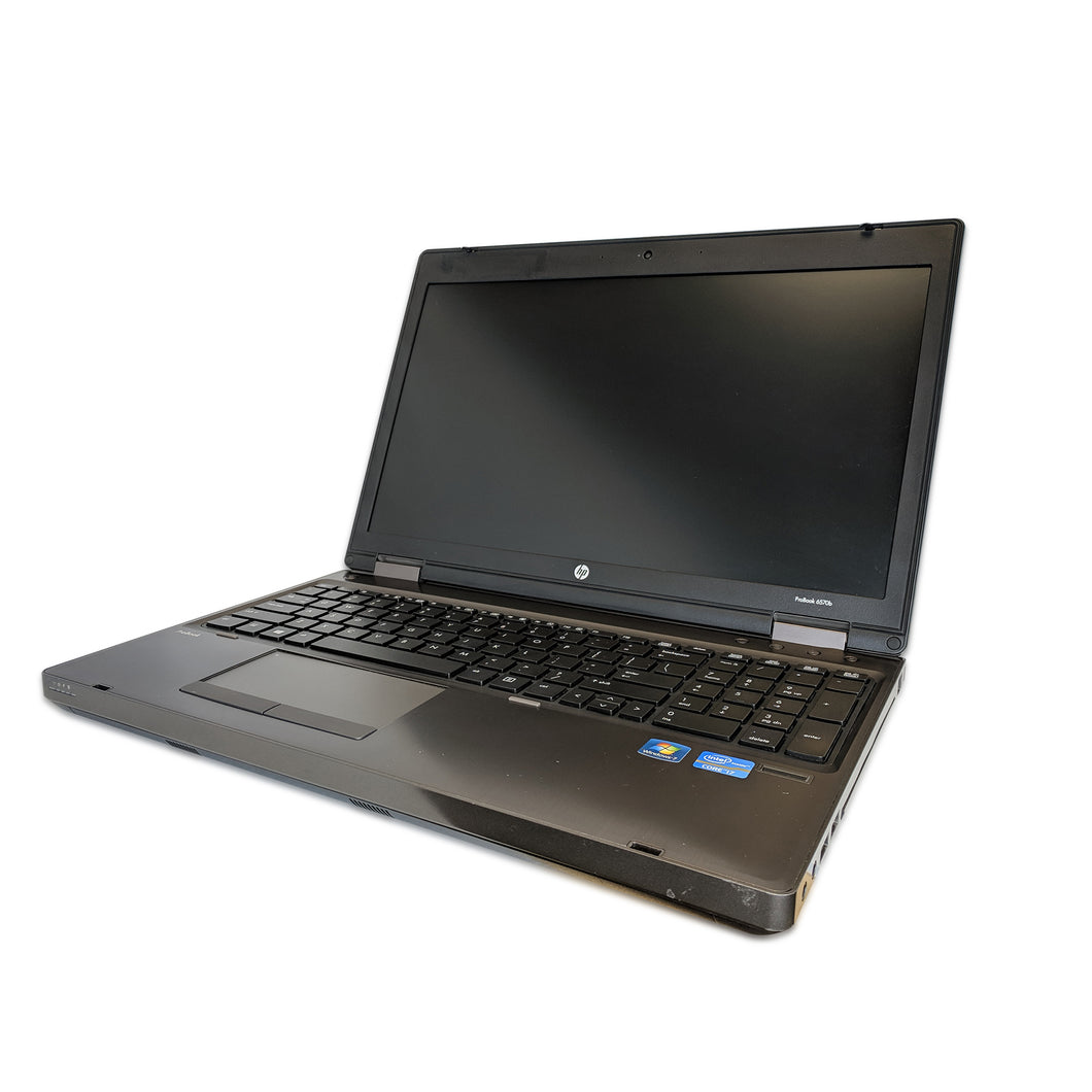 Hewlett Packard | ProBook 6570B | i7-3520M @ 2.90GHz |  4GB DDR3 | 500GB HDD