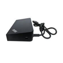 Lenovo | OneLink+ Docking Station - Port Replicator | AC Adapter Not Included | DU904751