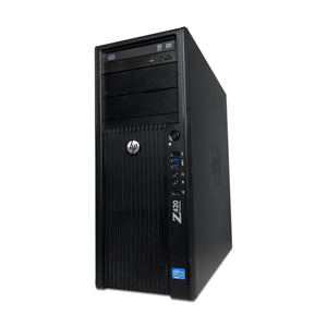 Hewlett Packard | Z420 Workstation | Xeon E5-1620 v2 | 32GB DDR3 | 256GB SSD