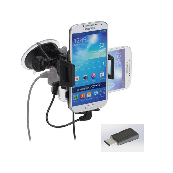 Do you have a Samsung Galaxy S8 or S9? if so check this cradle out .