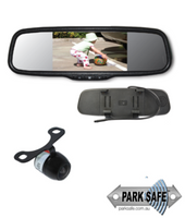 Parksafe Monitors, Cameras and Parking Sensors