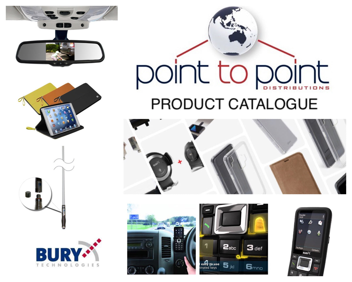 PTP Distributions 2019 Product Catalogue