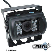 Parksafe 26-044C Heavy Duty Reversing Camera - 4Pin Cable Conn.