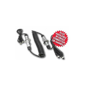Parksafe 26-044HDL2 Dual WOZZA Cable for Heavy Duty Systems - Point to Point Distributions
