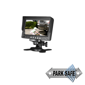 "Parksafe 26-044MO Heavy Duty 7"" Monitor Only"