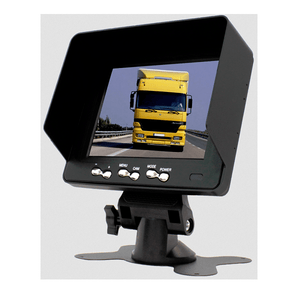 "Parksafe 26-073MO Heavy Duty 5"" Monitor Only - Point to Point Distributions"
