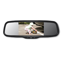 "Parksafe 26-075 5"" Ford Ranger Model XLT & Above, Replacement TFT/LCD Mirror Monitor #78 Arm - Point to Point Distributions"