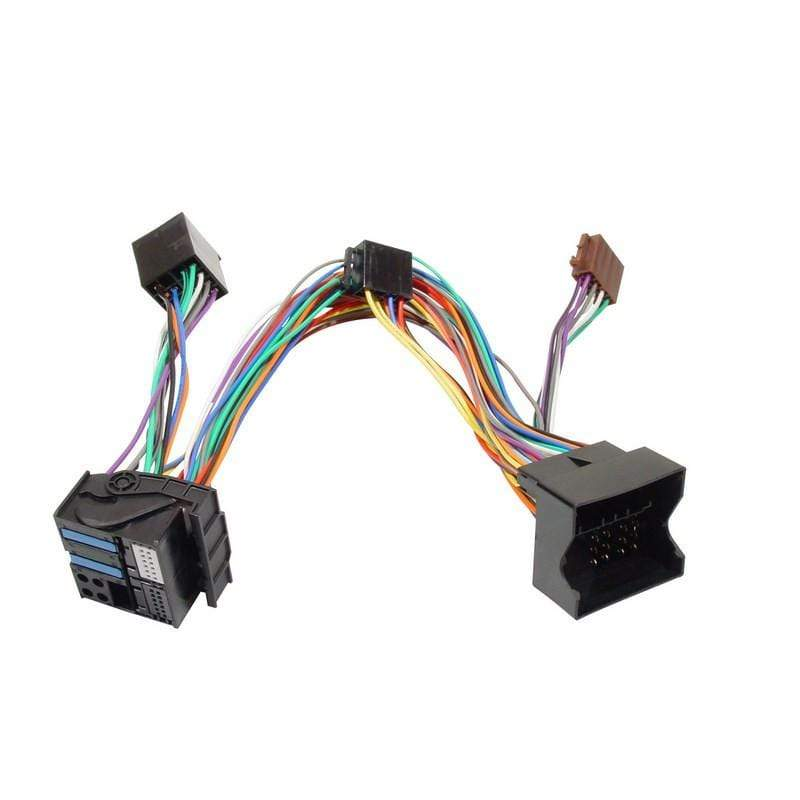 KRAM ISO2CAR 86102 BMW 2009- 40 pins - refer to KRAM compatibility for model details - Point to Point Distributions