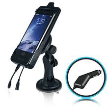 SmoothTalker Cradle BTHAL72MFCAS - Apple iPhone 8Plus | 7Plus Window Mount-Cig Lighter Charging - Point to Point Distributions