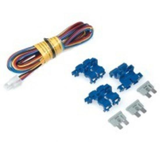 Bury Car Kit Power Wiring Loom - Point to Point Distributions