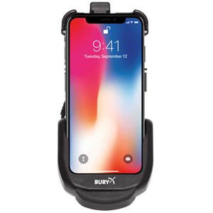 Bury System 8 Take & Talk Apple iPhone Xs | iPhone X | iPhone 11PRO Cradle - Point to Point Distributions