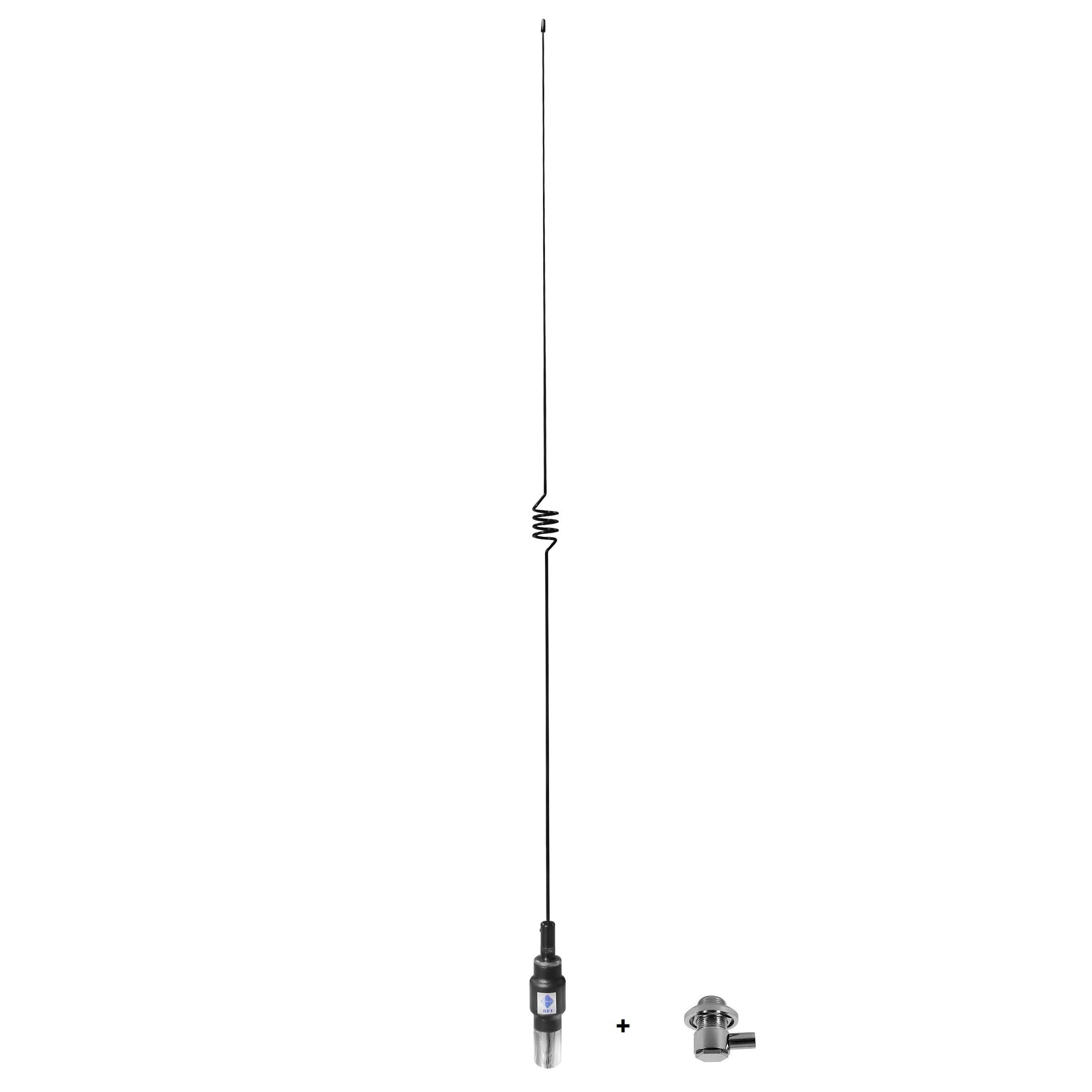 RFI CD63-71-50 UHF CB (477 MHz) Mopole Antenna - MBC Mount - Point to Point Distributions