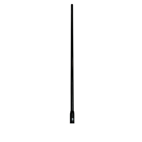 RFI CDQ5000-B-WHIP Q-Fit UHF CB 477mHZ Replacement Antenna Whip-Only - Black - Point to Point Distributions