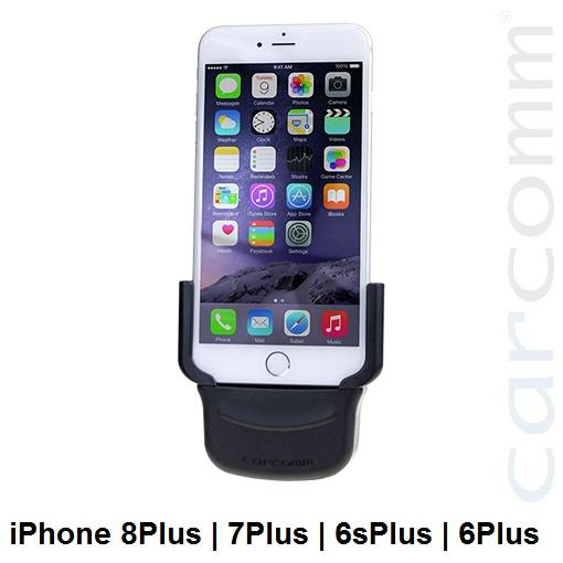 Carcomm CMBS-314 Multi Basys Cradle - Apple iPhone 8Plus | 7Plus | 6sPlus | 6Plus - Point to Point Distributions