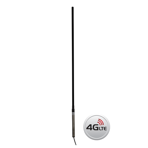 RFI COL7199 Collinear Antenna with 200mm Stainless Steel Mounting Tube - Point to Point Distributions