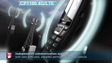 Bury CP1100LTE 4G/LTE Truck Phone - Point to Point Distributions