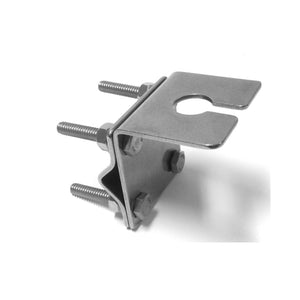 RFi MM2-SS Heavy Duty Mirror Mount - Stainless Steel