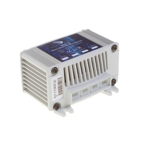 RFI SDC-05 5Amp DC-DC VOLTAGE CONVERTER - 24 TO 12V - 5AMP - Point to Point Distributions