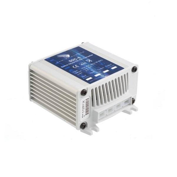RFI SDC-08 8Amp DC-DC VOLTAGE CONVERTER - 24 TO 12V - 8AMP - Point to Point Distributions