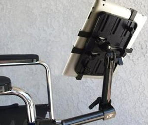 ONYX Wheelchair Rail Tablet Mount