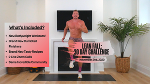 LEAN FALL: 30 DAY LEAN CHALLENGE | NOVEMBER 2nd START!