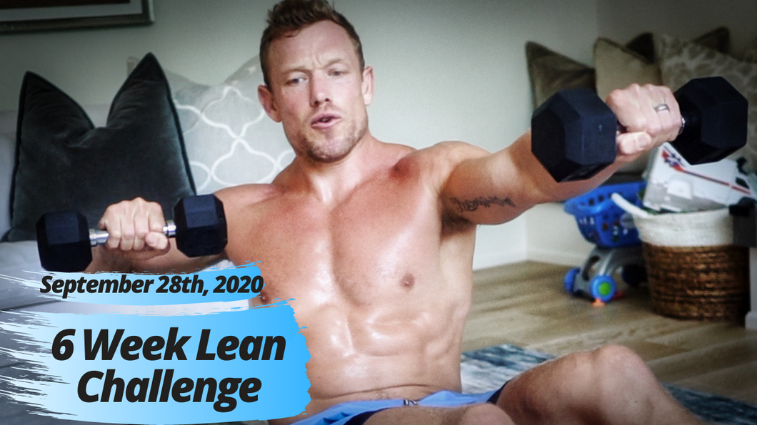 6 WEEK LEAN CHALLENGE | SEPTEMBER 28th START!
