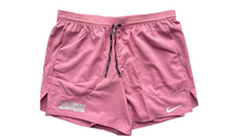 Load image into Gallery viewer, LEANSQUAD X Nike Flex Stride Men's 5 Inch Short STRAWBERRY