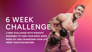PHASE 1 & 2 | 6 WEEK LEAN CHALLENGE