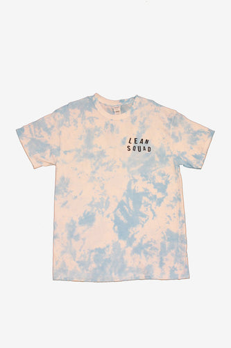 Berry Lean Blueberry LEANSQUAD Tie Dye T-Shirt