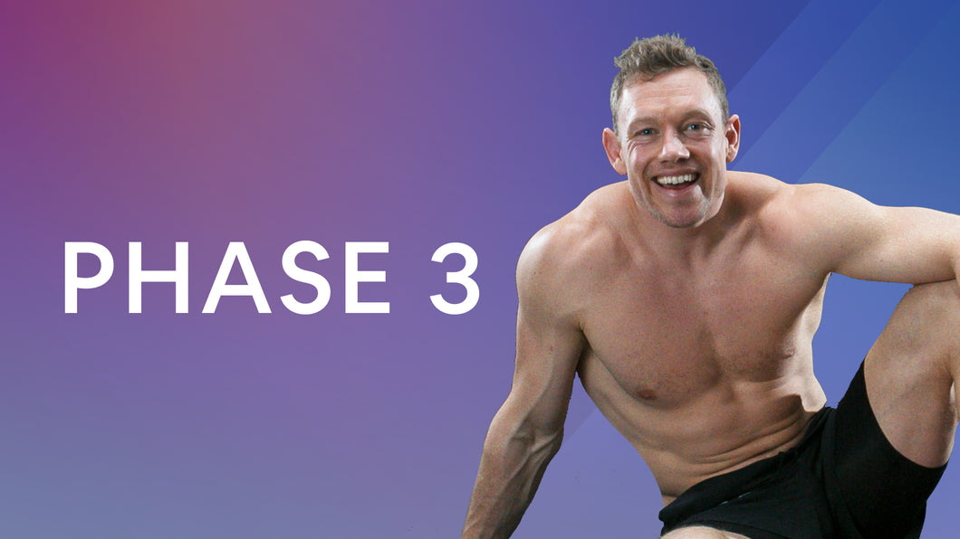 PHASE 3 | 30 DAY LEAN CHALLENGE PROGRAM