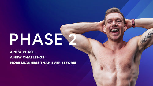 PHASE 2 | 30 DAY LEAN CHALLENGE PROGRAM