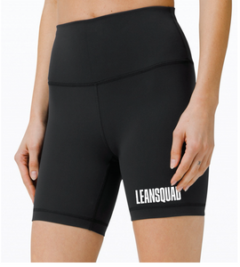 lululemon x LEANSQUAD Wunder Train High-Rise Short 6