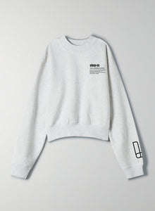 LEANSQUAD Whoopsie Sweat Shirt
