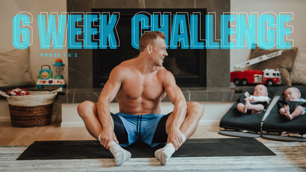 BLACK FRIDAY 6 WEEK LEAN CHALLENGE | PHASE 1 & 2 | November 16th START!