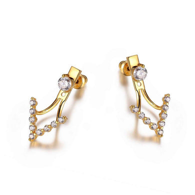 Elle Earrings : Rodeo Drive Collection